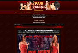 Pain Vixen