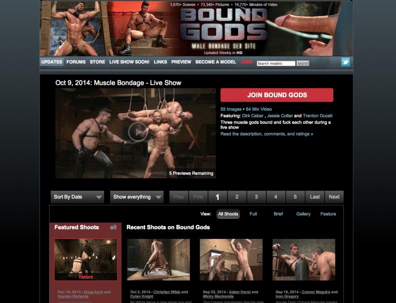 boundgods.com