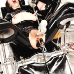 bdsm with latex